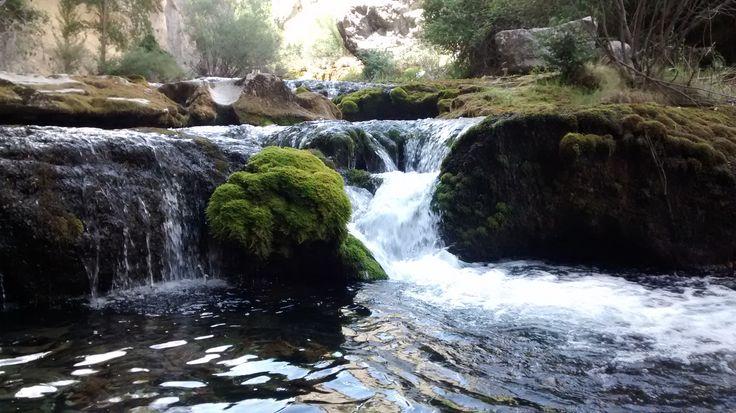 Nacimiento Pitarque, Teruel