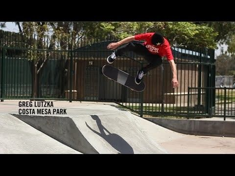 Greg Lutzka skating Costa Mesa park - http://dailyskatetube.com/greg-lutzka-skating-costa-mesa-park/ - https://www.youtube.com/watch?v=qlZhQXK4MLc&utm_source=dlvr.it&utm_medium=feed Source: https://www.youtube.com/watch?v=qlZhQXK4MLc Some shots of Greg Lutzka warming up in Costa Mesa. - costa, greg, lutzka, mesa, park, skating