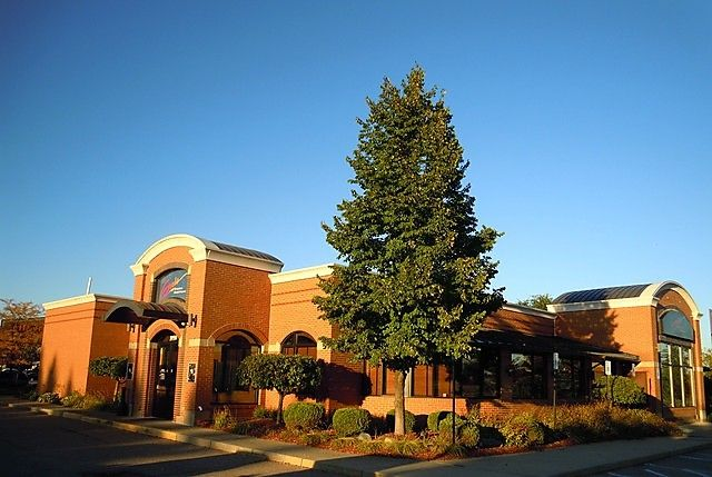 Gaucho SteakHouse main entrance yesterday. A beautiful day, perfect weather, awesome food and company.