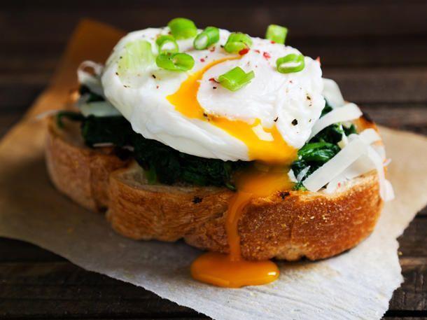 Mit Eiern abnehmen ist lecker