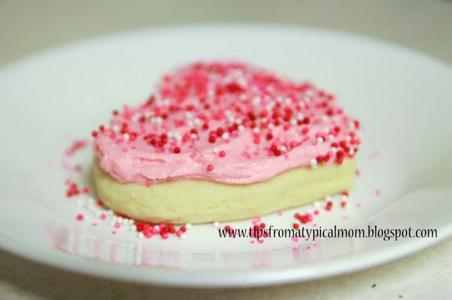 {Lofthouse or Granny B's} Puffy Frosted Sugar Cookies Recipe