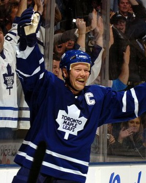 Mats Sundin - 500 goals Our Captain