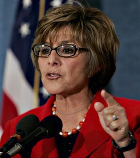 Barbara Boxer - A U.S. Senator from California. Boxer holds the record for most popular votes in any U.S. Senate election in history and is the only senator to preside over two committees simultaneously.