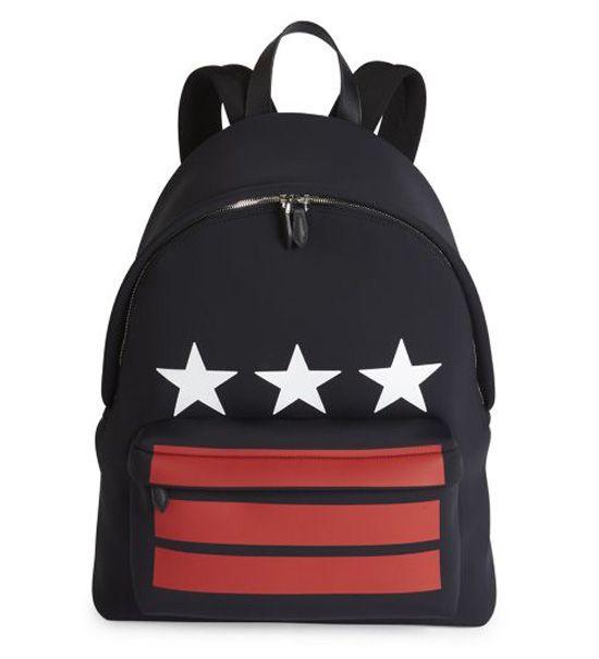 Givenchy Star Print Backpack Black              $235.00