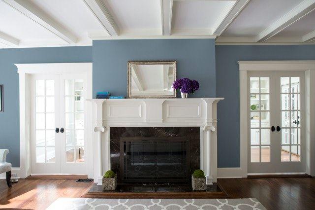 Living Room Color Ideas Inspiration Benjamin Moore Blue Paint Living Room Blue Living Room Color Paint Colors For Living Room