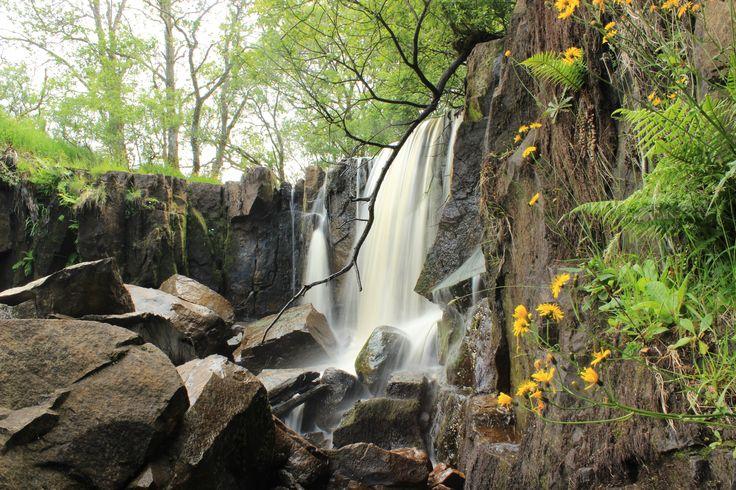 Tullydermot Falls, West Cavan
