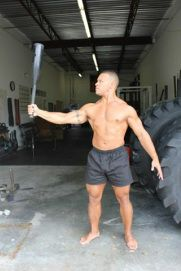 Strongman (strength athlete)