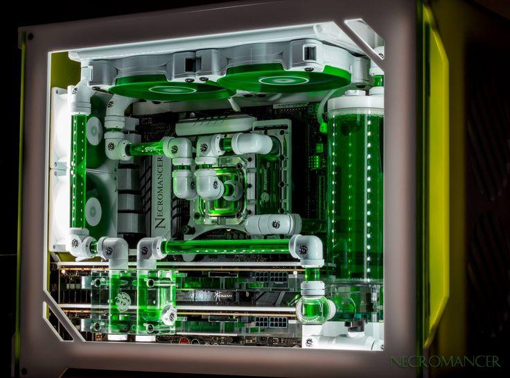 Little Green Machine #rigs
