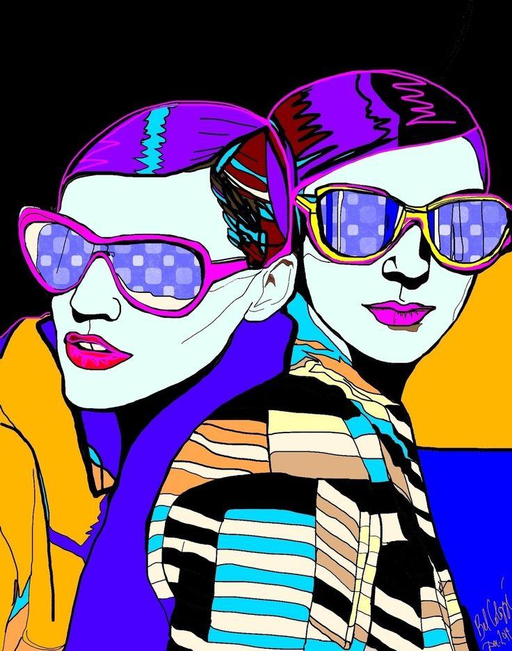 20 best Pure Pop Art!! images on Pinterest Art tiles, Decorative - fototapeten f r k che