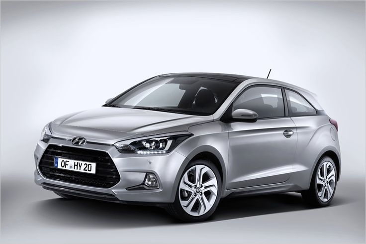 Hyundai i20 de três portas