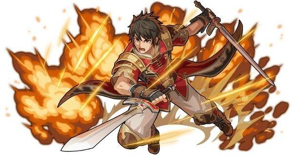 三国志パズル大戦 - 【燃え盛る灼炎】陸遜 - ワザップ!