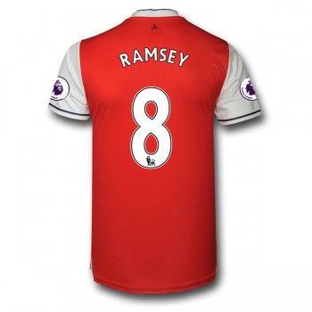 Arsenal 16-17 Aaron Ramsey 8 Hemmatröja Kortärmad   #Billiga  #fotbollströjor