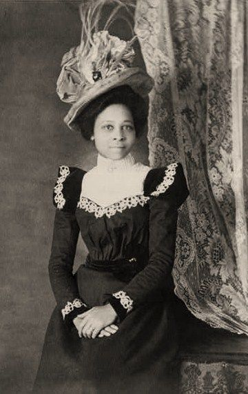 It's About Time: African American Women from the 1890s Albums of WEB Dubois