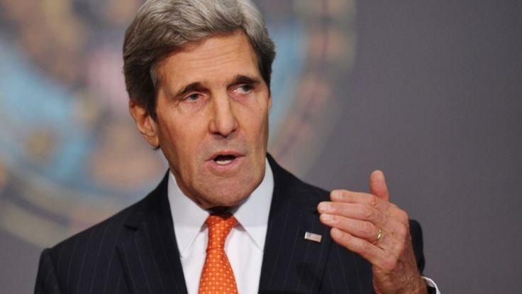 John Kerry dementiert eine Meldung, wonach die USA dem Iran 400 Millionen Lösegeld für die Freilassung von vier inhaftierten…