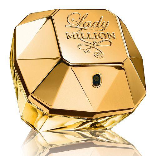 Paco Rabanne Lady Million Eau De Parfum Vaporisateur 80ml Cosmetiques Online