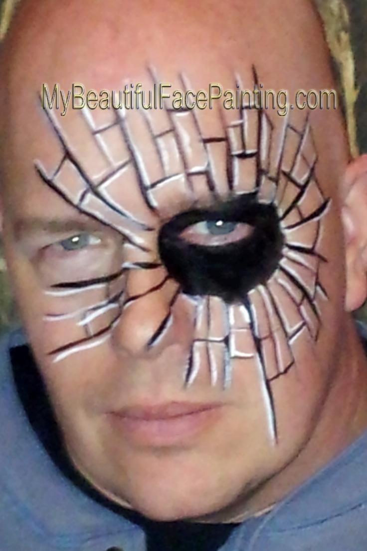 86 best images about Face Paint- Sp FX on Pinterest ...