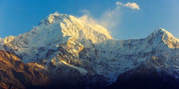 Annapurna Range, The Himalayas, Nepal | 1,000,000 Places