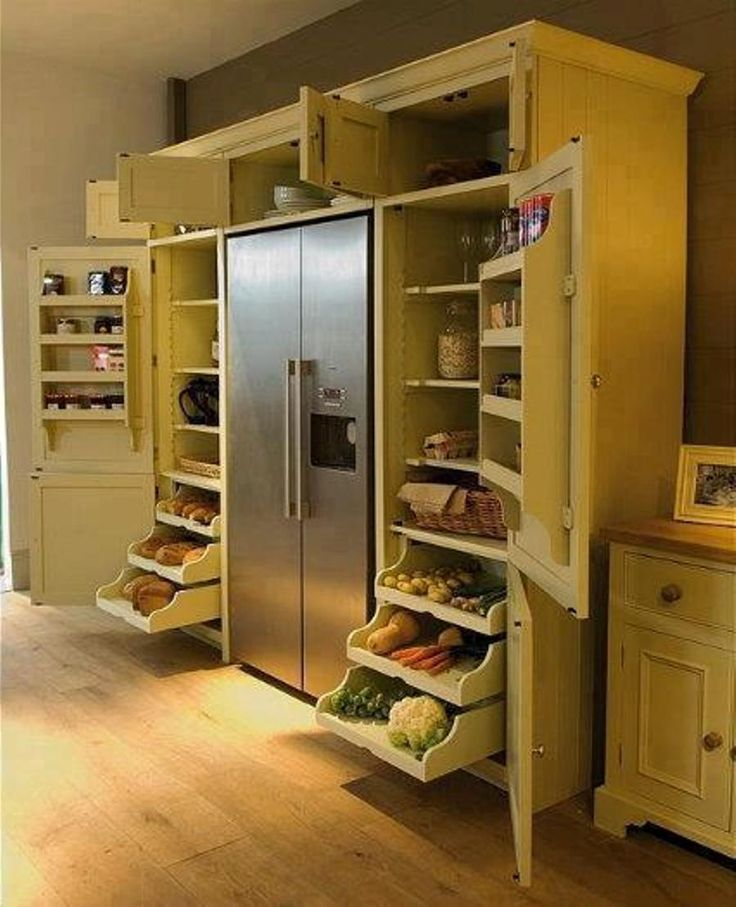 Kitchen Cabinets Pull Out Pantry: Best 25+ Pull Out Pantry Ideas On Pinterest