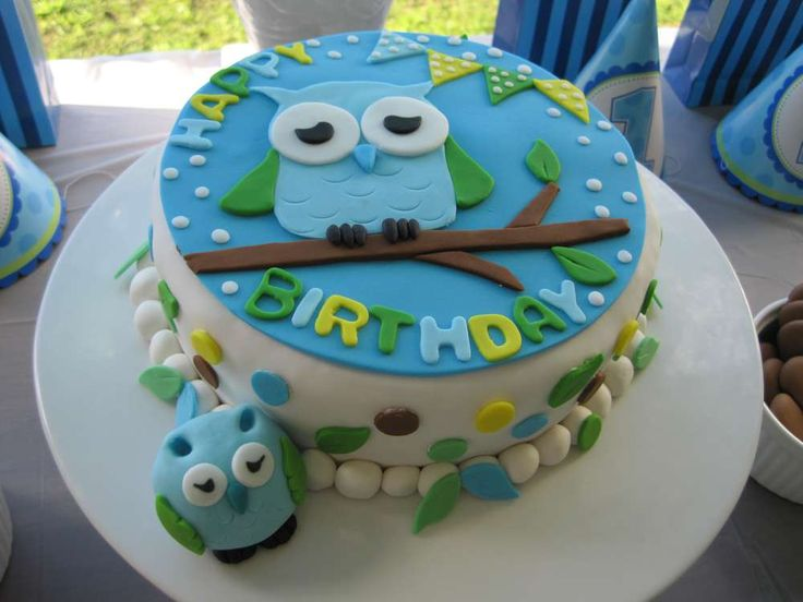 Owl Birthday Party Ideas | Photo 4 of 8 | Catch My Party