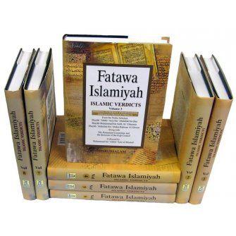 Fatawa Islamiyah (Islamic Verdicts) 8 Volumes