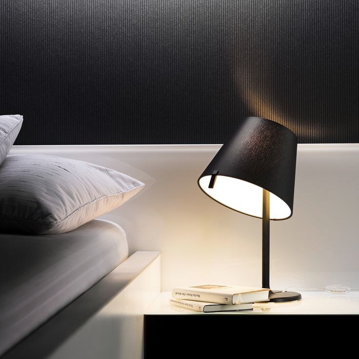 If you love to fall asleep after the embrace of a good book, remember that Melampo of #Artemide Night was created to pamper them.