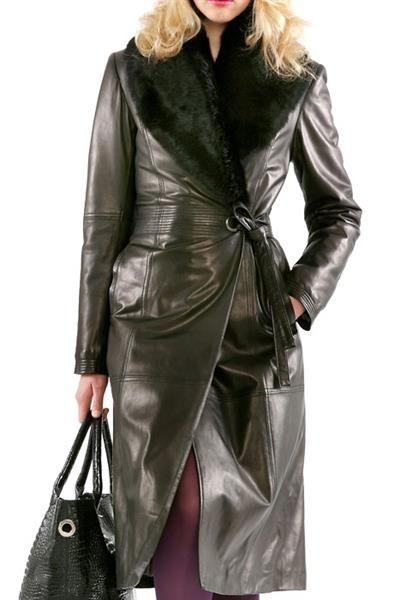 Купить tycrjt кожаное пальто питер