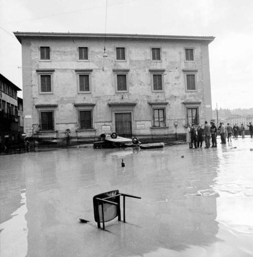 1966 flood (Florence, Italy)