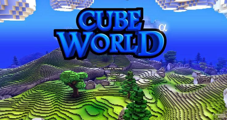 Cube World Free Download For PC | Download Games and