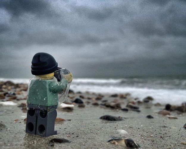 1 | Everything About These Pictures Of A Tiny, Adventurous Lego Photographer is Awesome | Co.Create | creativity + culture + commerce