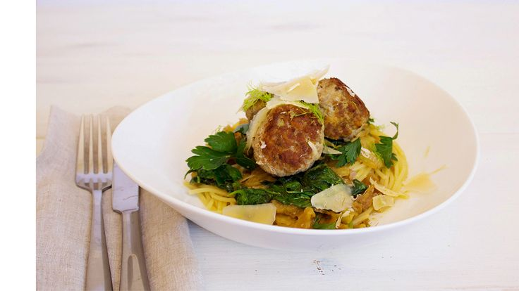 Pork and Fennel Meatballs - I Quit Sugar #iqs8wp #iquitsugar #sugarfree