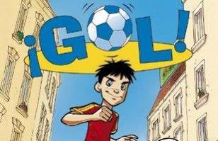 Libros infantiles y fútbol: enseñando valores y entreteniendo a los más jóvenes | Literatura Infantil http://www.guioteca.com/literatura-infantil/libros-infantiles-y-futbol-ensenando-valores-y-entreteniendo-a-los-mas-jovenes/