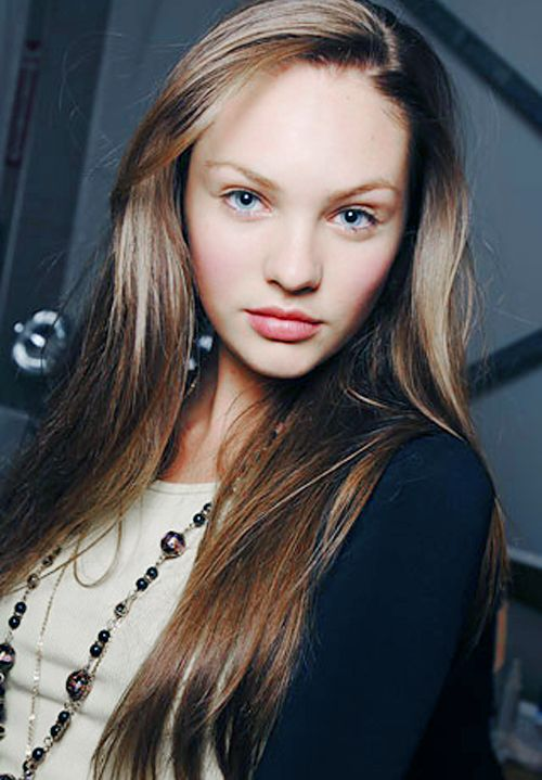 young candice swanepoe...