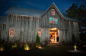 Barn Wedding Venue | Gratitude & Grace | Geneva, NY | (607) 280-0194