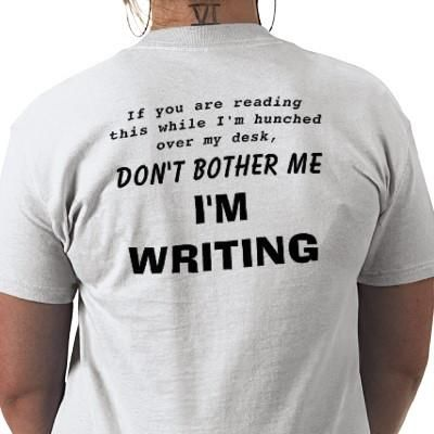 .Writing Things, Tees Shirts, Book Stuff, Writers Stuff, Writing Stuff, Writing Shirts, Tee Shirts, Writers Life, I M Writing