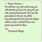 Practical Magic - quotes   Favorite Books & Movies
