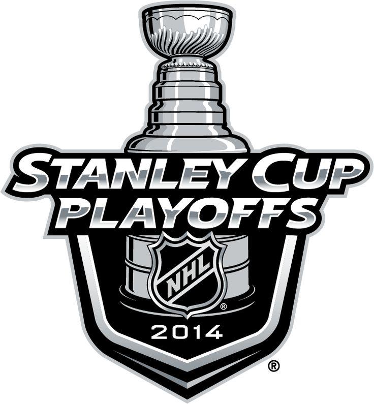 Stanley Cup Playoffs Primary Logo (2014) - 2014 NHL Stanley Cup Playoffs Logo