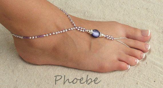 Phoebe by SandSandales on Etsy, $35.00