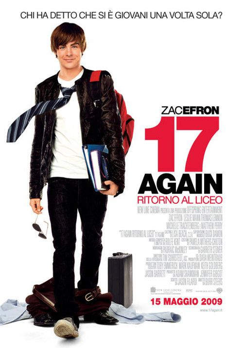 Watch 17 Again (2009) Full Movie HD Free Download