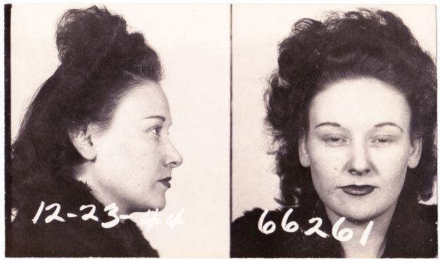 how to find archived mugshots