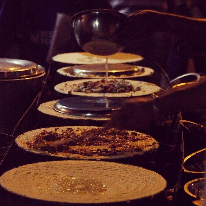 Dosa anyone?! #Mumbai #Indian #Food