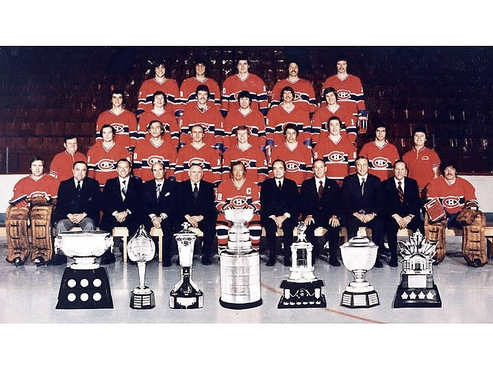 1976/1977 Habs, best team all-time
