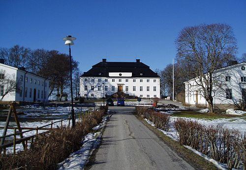 Ekebyholms castle (Rimbo)