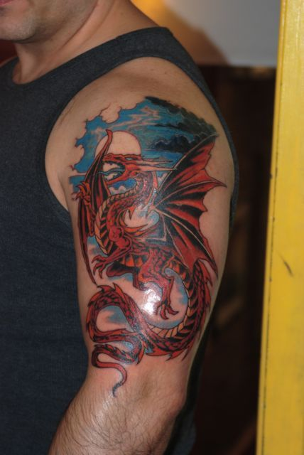 New York Tattoo Parlor | Rising Dragon One of The Best Tattoo Shops ...
