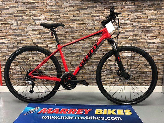 Giant Roam 2 Disc 2020 Crosstrail Bike Childrens Bike Bike Shop Cyclocross Bike