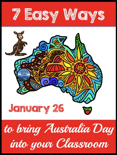 Lots of great ideas to bring a touch of Australia into your classroom!