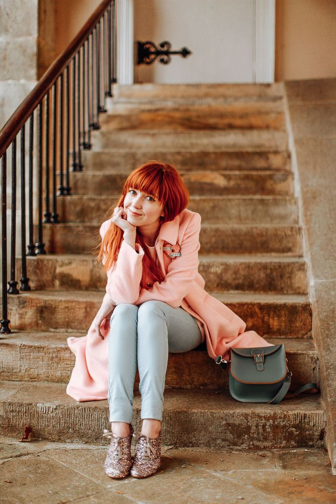 Outfit: Winter Pastels