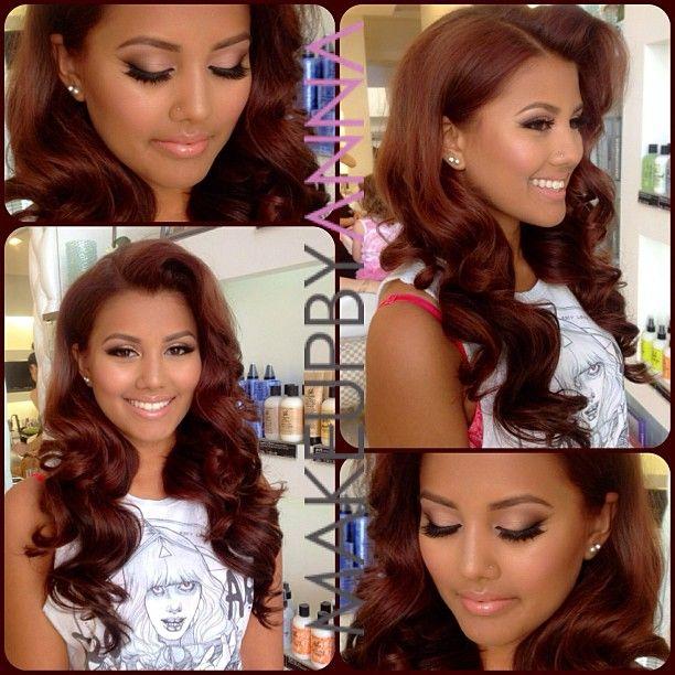 Hairstyle | Hair ✨ | Pinterest | Hair, Hair styles and Hair Makeup