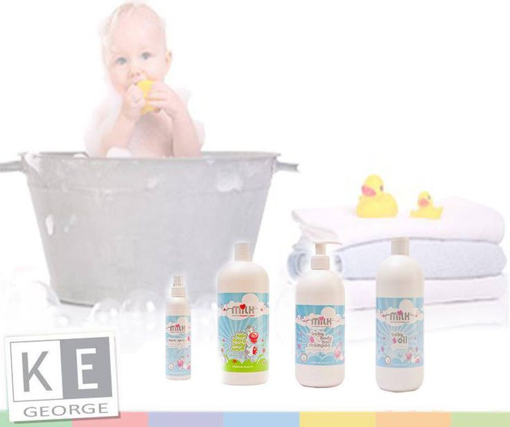 Spoil your baby with a range of #Milk baby care products, available from #KEGeorge. For more information, call us on 084 790 3693 or visit us in store. #Babies1506516_1453802064926166_7901126961248163332_n.jpg (940×788)