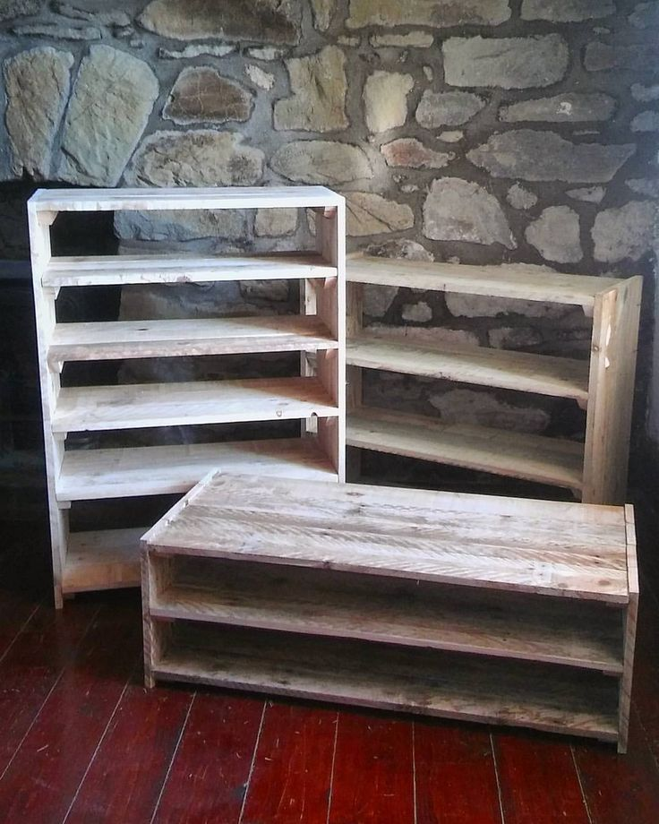 1000+ Ideas About Shoe Rack Pallet On Pinterest