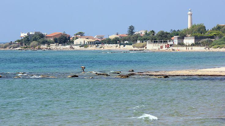 Spiaggia di Caucana - Beach of Caucana